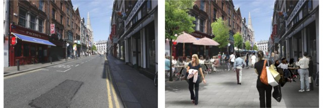 Suffolk Street vs current