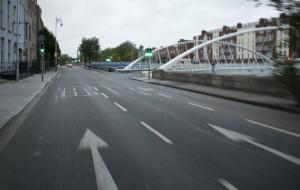 Dublin's south quays
