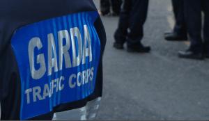 Garda traffic