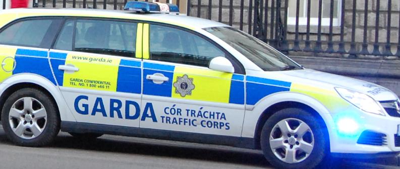 garda traffic car 2