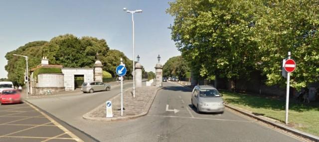 park gate google maps