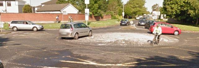 castleknock roundabout