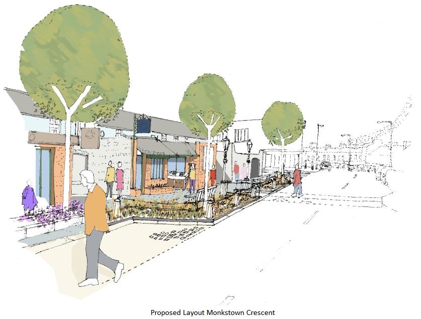 Proposed Scheme Monkstown Crescent