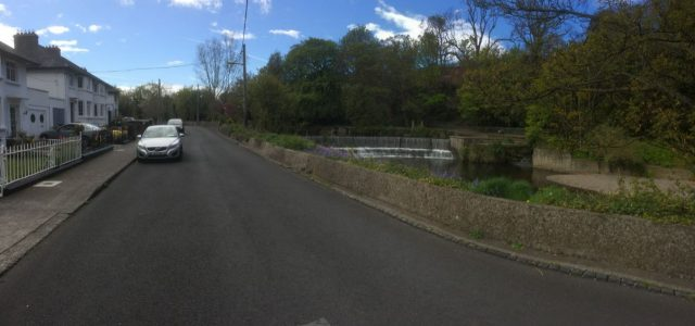 Dodder - bicycle street example