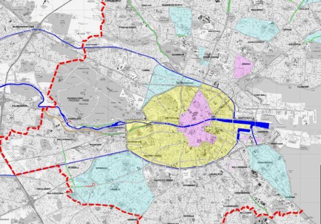 Wider map