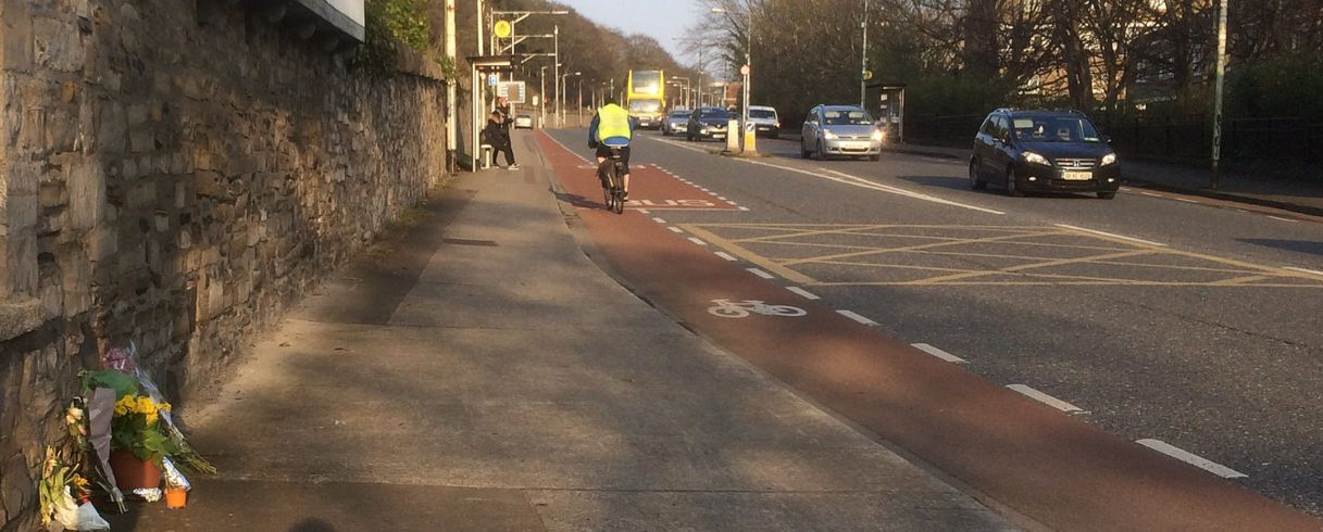 Conyngham Road in Dublin