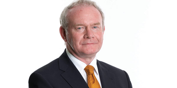 Image result for Martin McGuinness