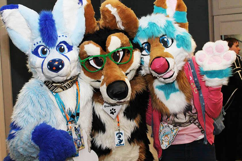 NomCon Fursuit FurMeet Nov 2015