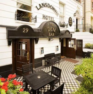 The Lansdowne Hotel - Outside Area