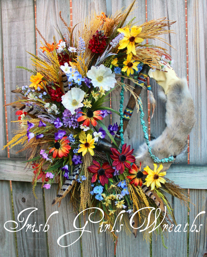 Great Plain Native American Wreath