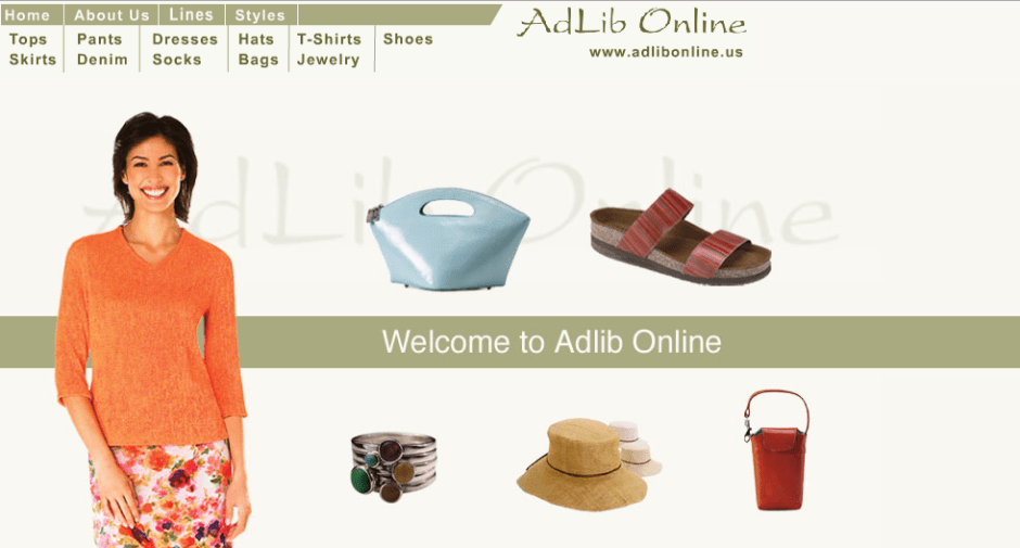 Asheville Local Store - Shopping Cart Website Design