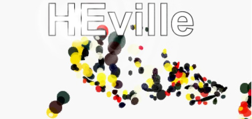 GRAPHIC DESIGN: HEville