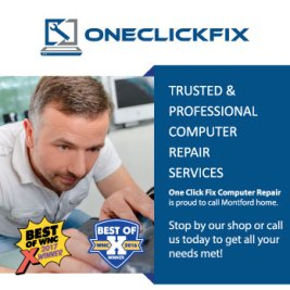 ADVERTISING One Click Fix