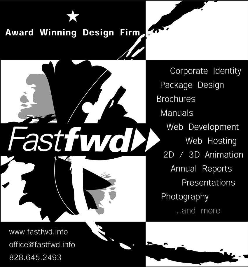 Print Ad created by Gary Crossey