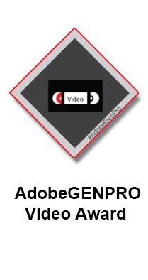 VIDEO EDITING: Adobe Award