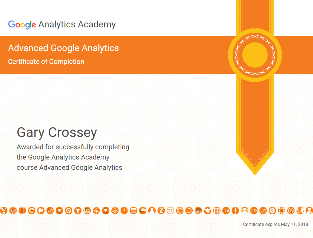 Google Analytics for Advanced