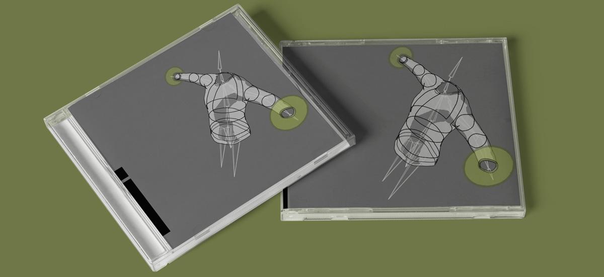 Package Design Asheville CD Cover