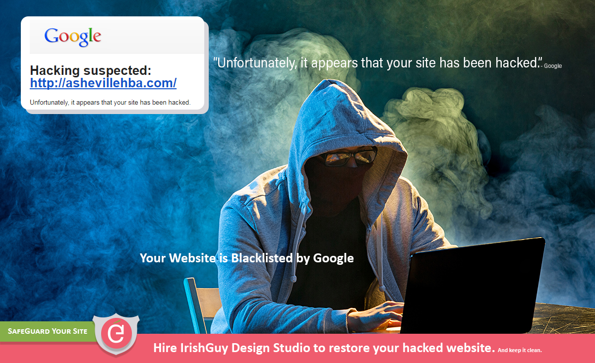 How to fix your hacked website