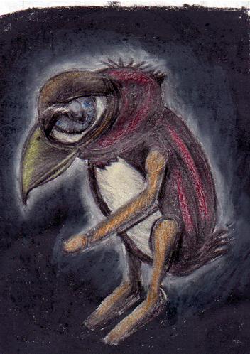 Illustration by Asheville Graphic Designer Gary Crossey