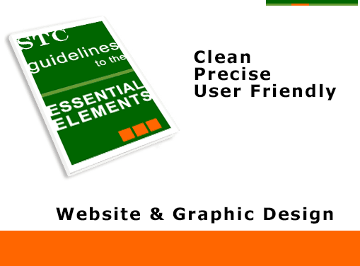 WEB DESIGN STC Non-Profit Website