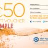 50 Gift Voucher A6