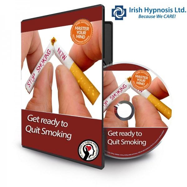 Get ready to quit smoking