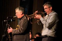 Dave Hagelganz and Vern Sielert