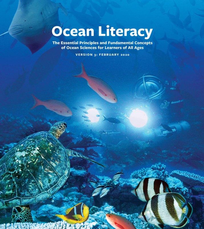 Ocean Literacy Principles, 2020