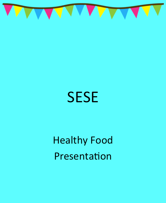 Healthy Food Presentation