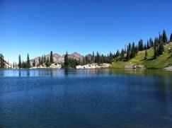 Red Pine Lake near SLC.
