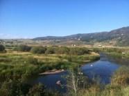 Beautiful views near Steamboat Springs, CO.
