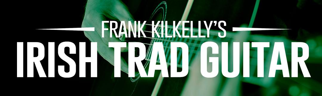 Frank Kilkelly's Irish Trad Guitar Logo