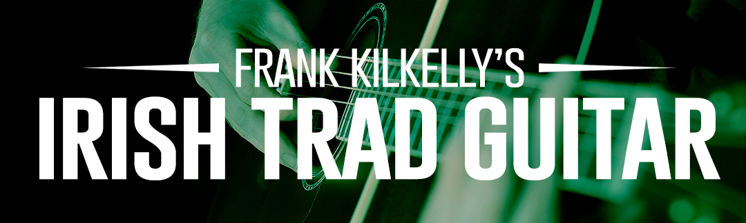 Frank Kilkelly's Irish Trad Guitar Logo