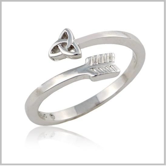 celtic arrow ring 062156_b