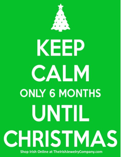 6 months until christmas