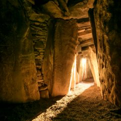 Solstice at Newgrange, Co Meath , Ireland