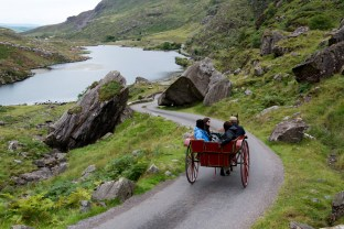 Jaunting Cars in Kerry