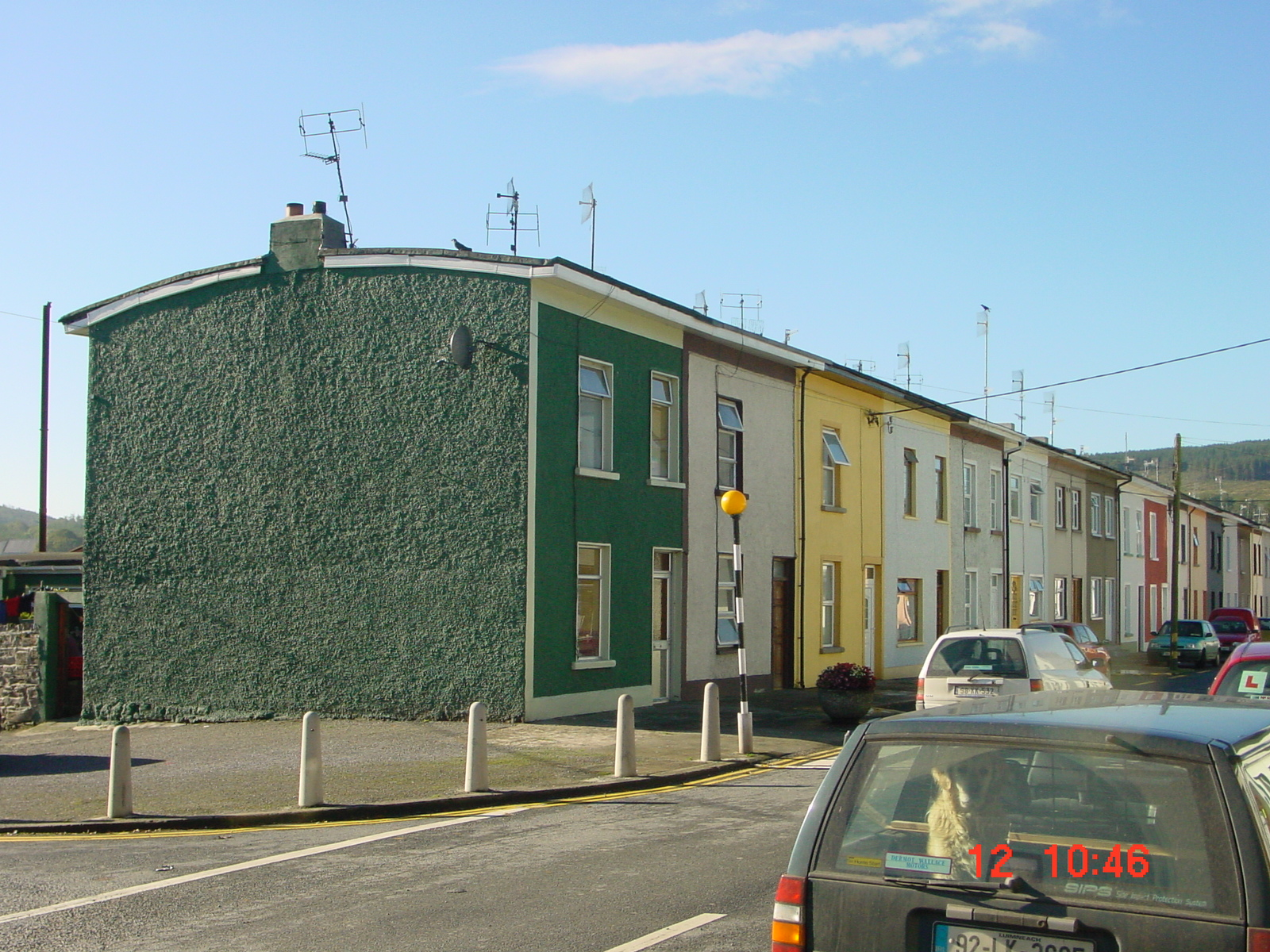 Portlaw roofs