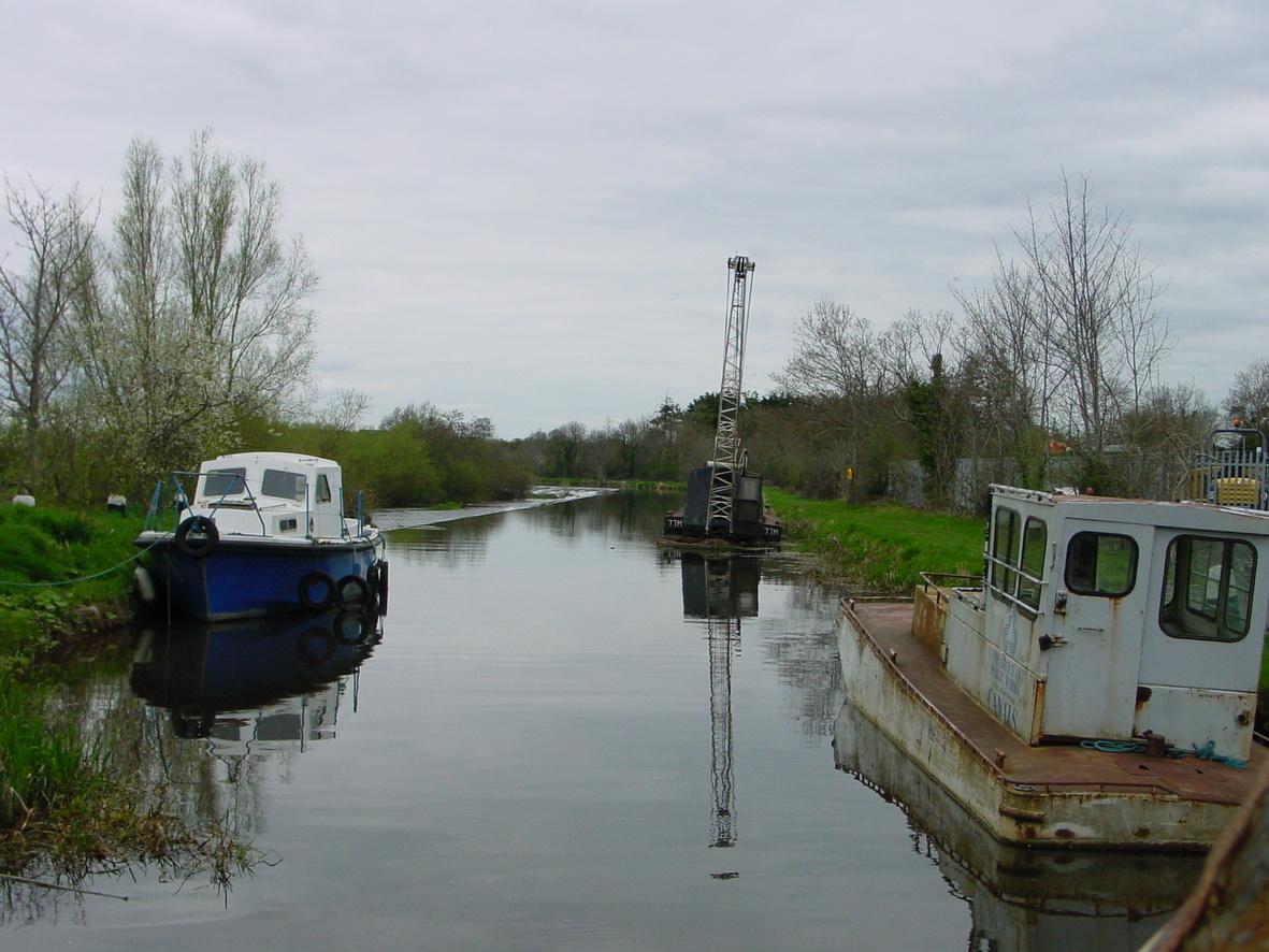 Workboats at Fenniscourt