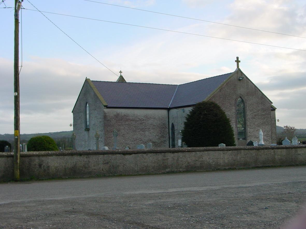 The church at Doonane