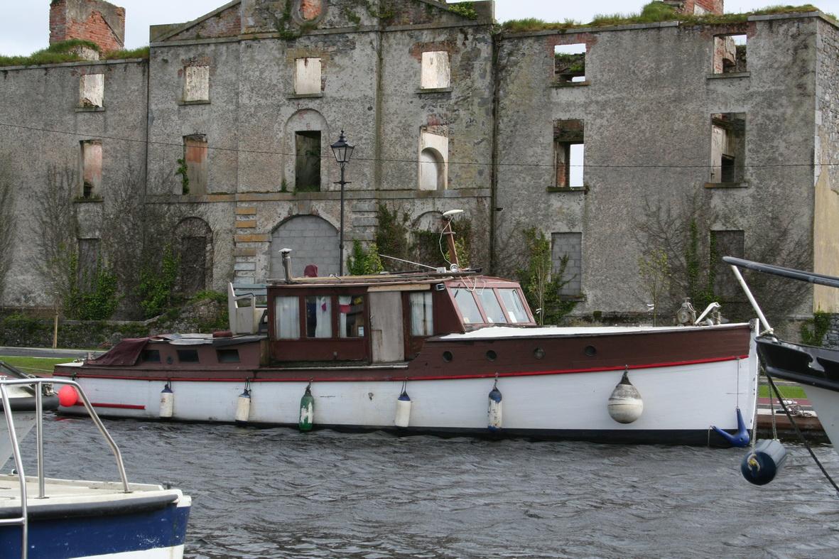 Cirrus at Shannon Harbour