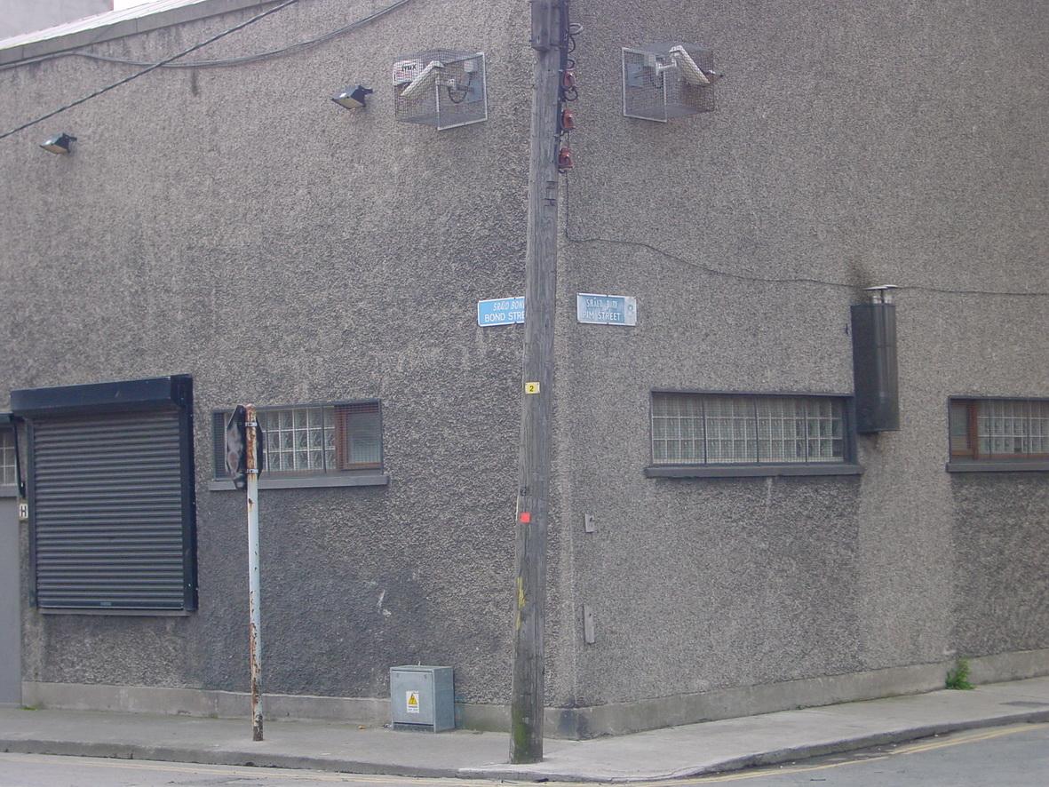 Bond Street and Pim Street