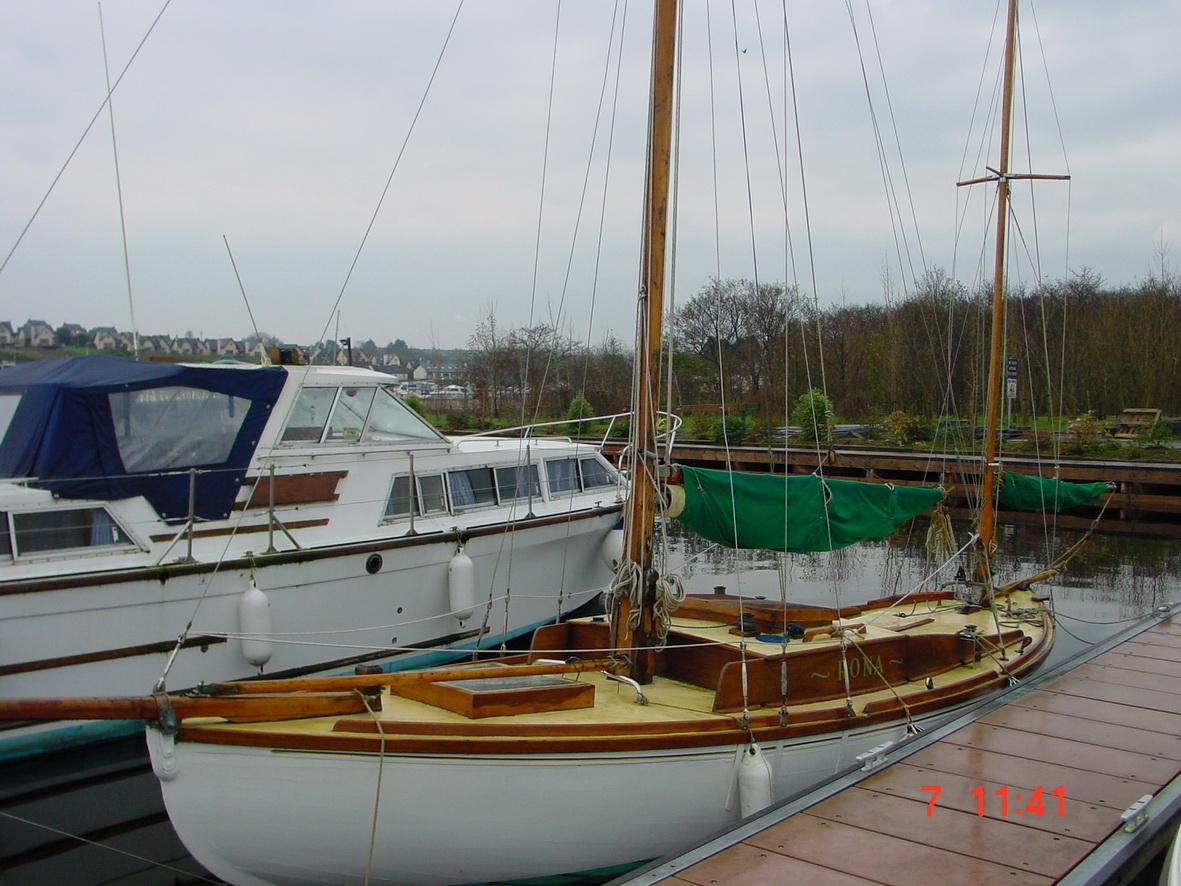 Rona at Kincora on Lough Derg