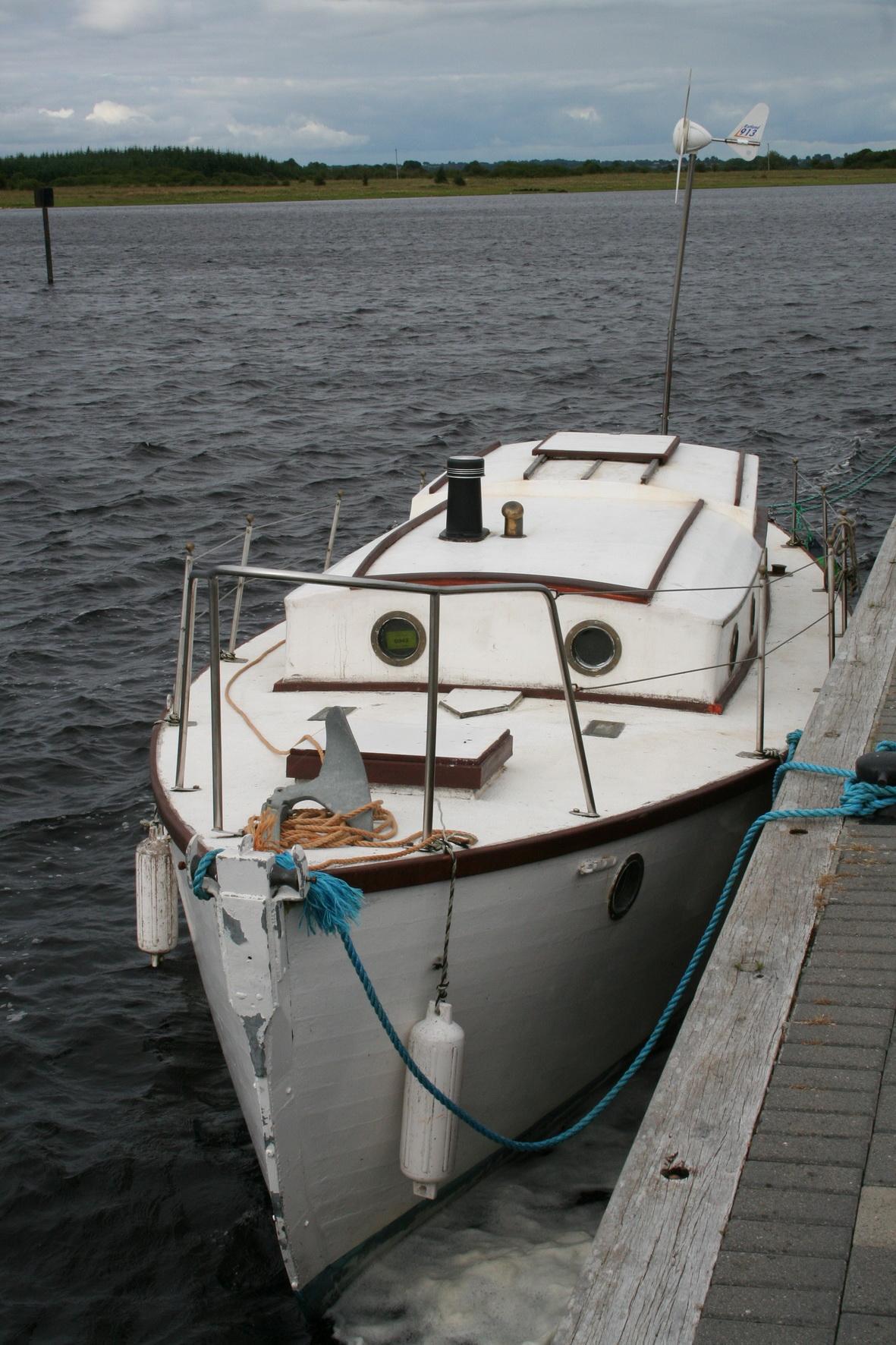Unnamed boat at Portrunny 2