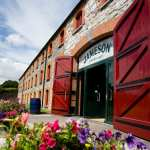 irish whiskey trail jameson experience midleton distillery