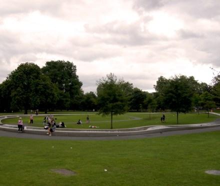 Diana Memorial (Gedenkbrunnen)