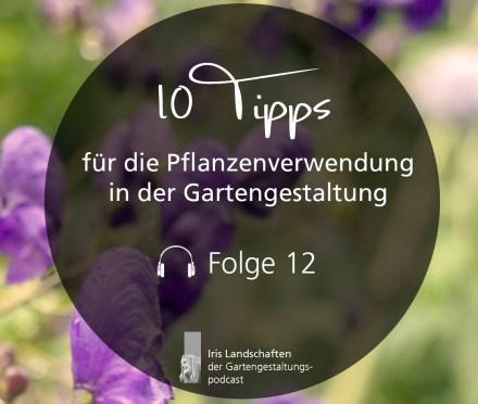 Pflanzenverwendung in der Gartengestaltung
