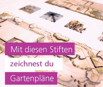 Gärten zeichnen Gartengestaltung
