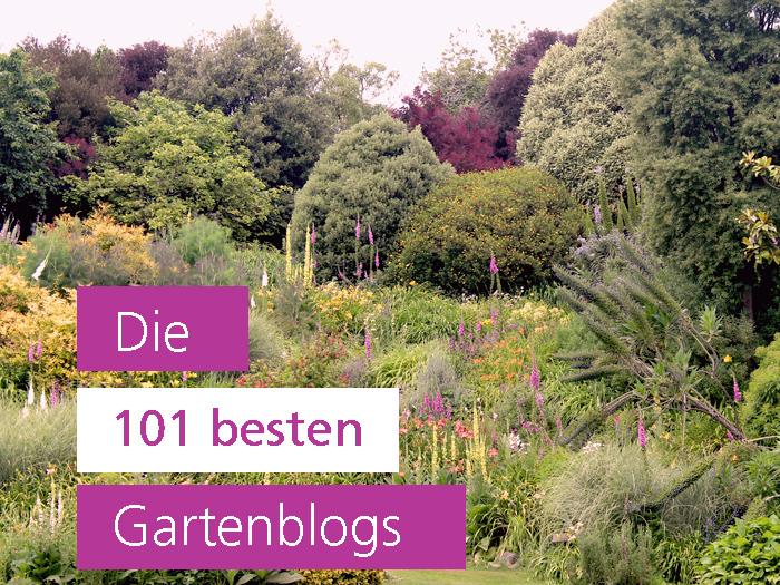 Gartenblog 2018, das ultimative Verzeichnis