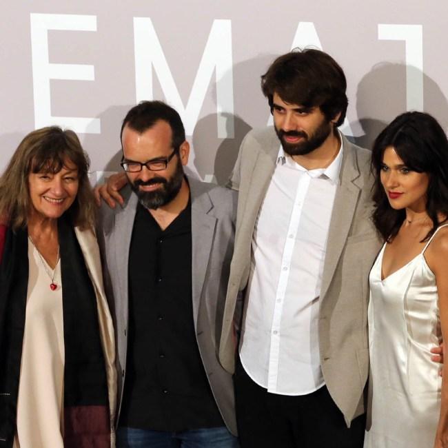 Iris Lezcano forma parte del jurado del 32 Festival de cine Cinema Jove